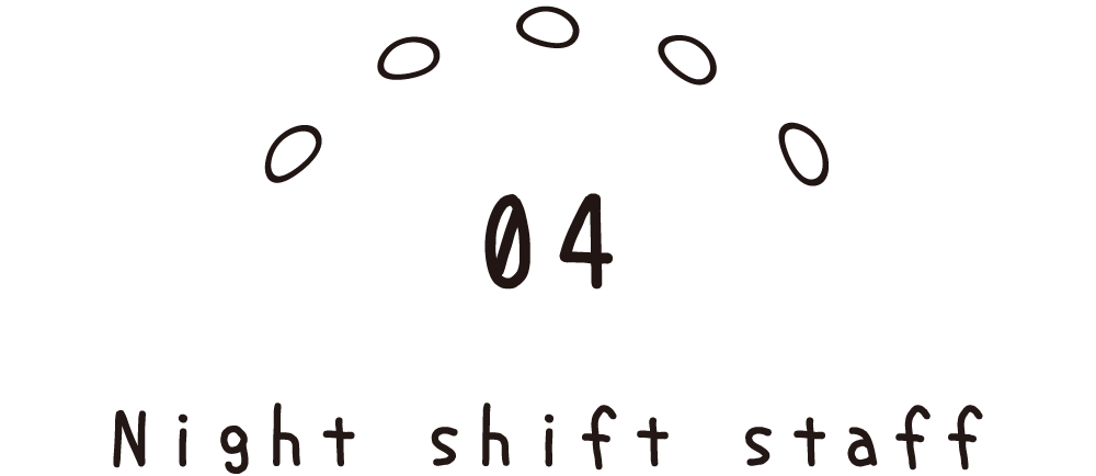 Day service staff